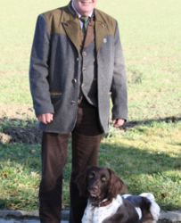 Anton Brügger ist neuer Präsident des Freiburger Jagdverbandes